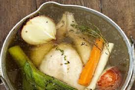 cuisine pot au feu chicken pot au feu with carrots potatoes and leeks chicken pot au