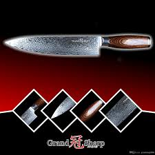chef knife 67 layers japanese damascus steel damascus 8 inch vg 10