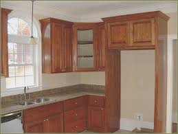 kitchen crown molding on top of kitchen cabinets images home