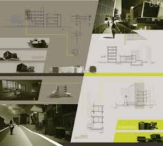 architecture layout design psd presentation board psd pinterest board architecture and