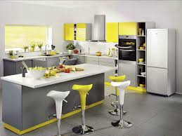 grey white yellow kitchen amazing grey yellow kitchen images exterior ideas 3d gaml us