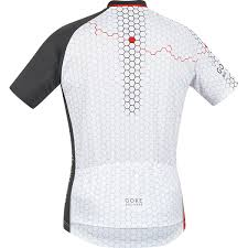 gore mens cycling jackets gore bike wear men u0027s element hexagon bike jersey