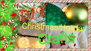 diy christmas holiday crafts american dolls youtube
