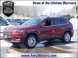 purple jeep cherokee new jeep cherokee at fury saint paul