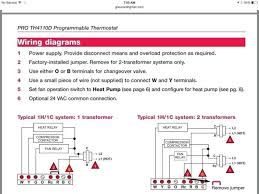 7 wire thermostat wiring diagram 2 stage thermostat wiring