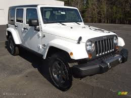 rubicon jeep white 2017 2013 bright white jeep wrangler unlimited oscar mike freedom