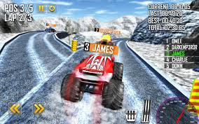 monster truck game video monster truck racing game pvp android apps on google play