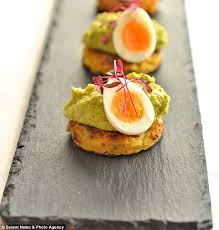 shoing canapé can you really get your five a day from canapes daily mail