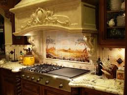 Italian Kitchen Backsplash Kitchen Italian Kitchen Style Kitchen Granite Countertop Gallery