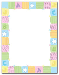 baby shower paper free printable baby shower border paper extraordinary free baby