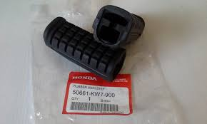 honda cbr 125 honda cbr125 front footpeg rubbers at motorbike parts