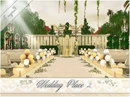 wedding arches in sims 3 weddings sims 3 lots