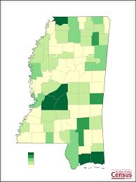 Mississippi County Map Mississippi County Population Map Free Download