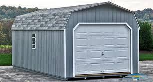 100 single garage one car detached garage detached single