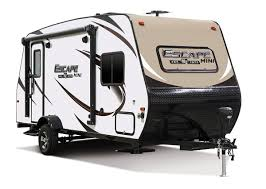 best light travel trailers 7 perfect small cers with bathrooms when nature calls