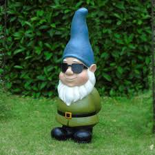 Garden Nome by 3 U0027 Gnome With Glasses Walmart Com