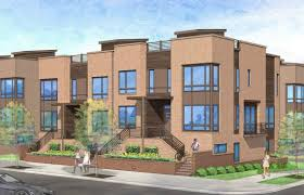 West Seattle Real Estate Amp Homes For Sale by Downtown Raleigh New Luxury Townhomes Are Being Built News