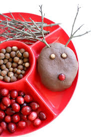chocolate reindeer play dough recipe fantastic learning