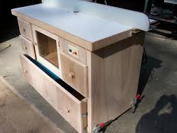 diy router table top router table and fence woodworking talk woodworkers forum