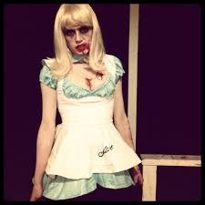 Scary Alice Wonderland Halloween Costume Costume U2013 Katetheshark