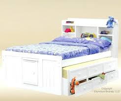 Kid Bed Frames Childrens Bed With Trundle Sgmun Club