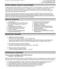 family service worker sample resume 19 best government resume