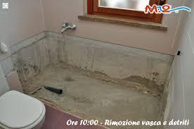 rimozione vasca da bagno bagno vasca da bagno sostituzione 061 in 3 muri con piatto doccia