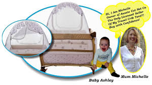 Mini Travel Crib by Cribs Nursery Furniture Baby
