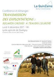 chambre d agriculture franche comté conférence transmission des exploitations regards croisés à