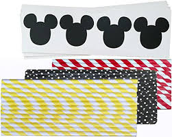 DIY Mickey Mouse Birthday Party Ideas