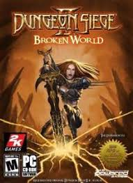 dungeon siege 2 broken dungeon siege 2 broken expansion pack pc ebay
