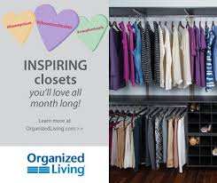 Best Closet Systems 2016 29 Best Organized Promotions Organized Living Images On