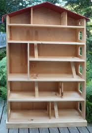 Basic Wood Bookshelf Plans by Best 25 Dollhouse Bookcase Ideas On Pinterest Little Girls