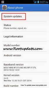 how to upgrade android version how to upgrade android one micromax canvas one spice uno