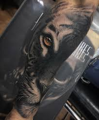 tiger on sleeve food tiger