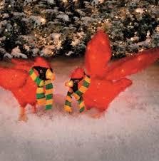 Outdoor Christmas Decorations Yard Art 14 best outdoor christmas decorations images on pinterest