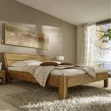 Schlafzimmerm El Eiche Massiv Bett Eiche Massiv 180x200 Igamefr Com