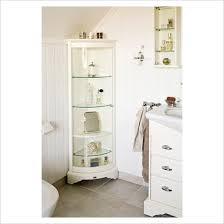 Shelving Units For Bathrooms The Gloss White Bamboo Shelving Unit 5 Tier Bathroom Pinterest