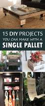 diy projects diy projects you can make with a single pallet
