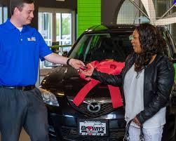 buy car mazda mazda partners with vehicles for change charity work inside mazda