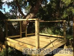 Backyard Fort Ideas Sophisticated Easy Tree House Plans Images Best Inspiration Home