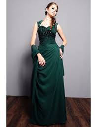 elegant sweetheart floor length chiffon a line mother of the bride