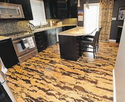 remarkable cork flooring for kitchens pros and cons 88 for