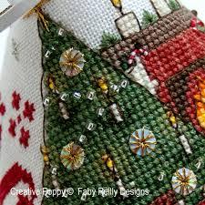 faby reilly designs ornament cross stitch