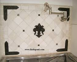 fleur de lis bathroom decor ideas on flipboard 100 exceptional kitchen backsplash ideas for modernity