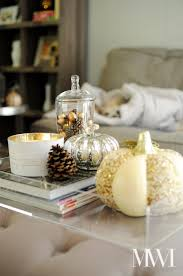 Gold & Glam Fall Home Tour 2015