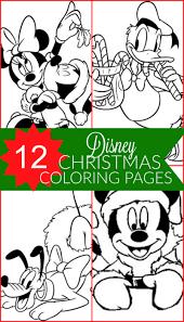 mickey u0027s christmas carol christmas programs color