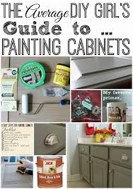 steps to painting cabinets the average diy s guide to painting cabinets decorating