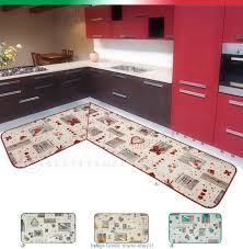 tappeti x cucina gallery of attraente tappeti per cucina angolari cucina design