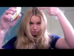 garnier nutrisse 93 light golden blonde reviews blonde to golden brown using garnier nutrisse youtube